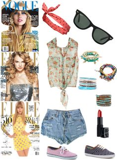 """""""Talyor Swift Inspired 22 music video"""" by aliprag ❤ liked on Polyvore"""