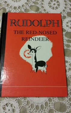 Rudolph by Mongomery Ward