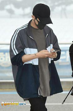 [180316-18 ] #EXO #CHANYEOL @ICN airport  BBK