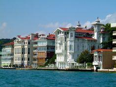 Yalı (Waterfront) Houses , Arnavutköy