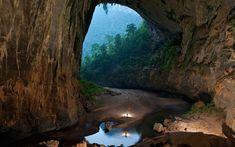 A caverna de Son Doong.