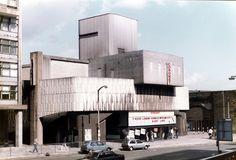 ErnöGoldfinger Odeon Cinema, London (1967)