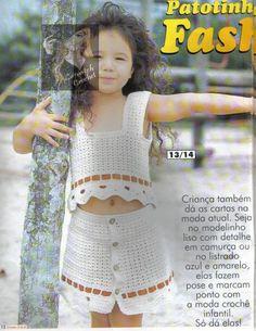 Crochê e tricô da Fri, Fri´s crochet and tricot: Dezember 2009
