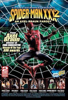 Spider-man 2 XXX Porn Parody