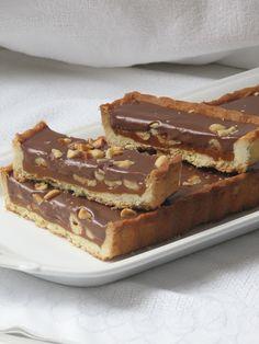 Biscuits Au Caramel, Caramel Vegan, Tarte Vegan, Biscuit Cookies, Sweet Desserts, Macarons, Nutella, Buffet, Pudding