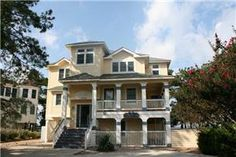 Bay Breeze Outer Banks Rentals   Corolla Light - Soundfront OBX Vacation Rentals