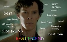 """Tumblr Reacts To """"Sherlock's"""" """"The Sign Of Three"""""""