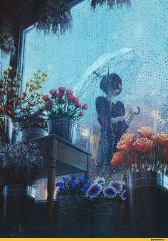 art,арт,красивые картинки,tamaki (tamaki illust)