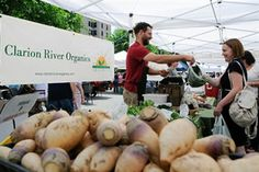 Pittsburgh Farmers Market season begins