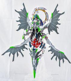 Frame Arms Girl, Robot Girl, Mobile Suit, Anime Figures, 3d Design, Gundam, Model Kits, Character, Twitter