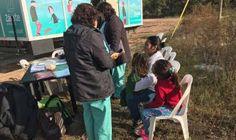 Salud Territorial sigue con los trabajos en los barrios