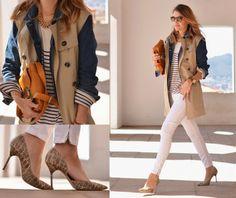 스트릿 패션 - 코트 코디, 트렌치코트 코디 : 네이버 블로그