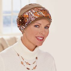 Scarf Head Bands, Scarf Bands, Head Wrap Headbands, Headwear For Cancer Patients - TLC