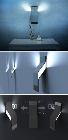 ELVIS is an ambient light that introduces an entirely new (old) way of interacting with lights.