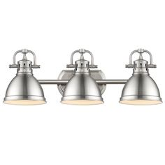 Duncan Vanity Light | Metal Shade