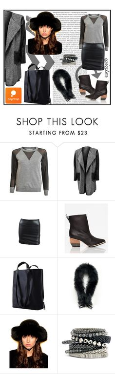 """Popmap #44"" by amra-sarajlic ❤ liked on Polyvore featuring Haerfest, H&M and popmap"