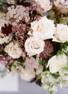 Elegant Mauve Wedding Ideas | Wedding Ideas | OnceWed.com
