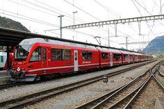 Train Rides in Switzerland - Community - Google+ Swiss Railways, Train Rides, Switzerland, Community, Google, Trains
