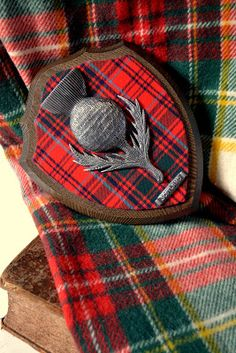 I just love tartan plaid anything Scottish Decor, Scottish Plaid, Scottish Kilts, Scottish Tartans, Rock Style, My Style, Rock Chic, Style Anglais, Le Clan