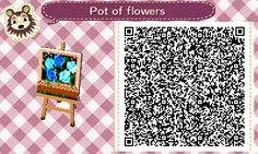 keirakiller:  Some blue roses, now available in a flowerpot, too! :3
