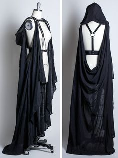 Take out the harness part, and that's the general idea. Pretty Outfits, Cool Outfits, Fashion Outfits, Dark Fashion, Gothic Fashion, Fantasy Dress, Drawing Clothes, Character Outfits, Costume Design