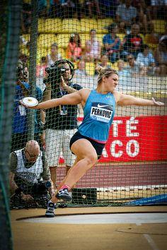Sandra Perkovic - Women's Discus Throw - Monaco 2015 - Sandra Perkovic (CRO) won…