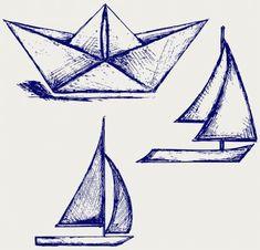 Die 38 besten Bilder zu Segelboot zeichnung | Segelboot ...