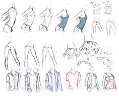 Un blog sobre arte, referencias para dibujar mejor, tutoriales y más boberías