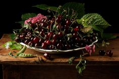 Paulette Tavormina's Still-Life Photos of Food, Dutch Master Style
