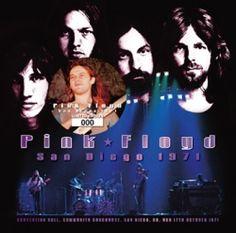 Pink Floyd - SAN DIEGO 1971