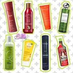 Várias pessoas me pedem uma listinha de shampoos liberados para Low Poo e eu sempre ficava toda atrapalhada. Agora reuni aqui 12 opções inc...