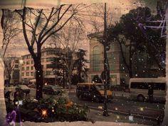 Bagdat street istanbul Turkey