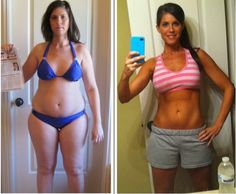 WOW!WOW! {I bet she feels great now} {body transformation}