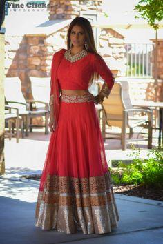 Indian Fashion: Lengha