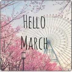 75 Hello April Quotes & Sayings New Month Quotes, April Quotes, Hello March Quotes, Days And Months, Months In A Year, Spring Months, Seasons Months, 12 Months, Hello March Images