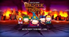 South Park: The Stick of Truth Available for Preorder on Steam - http://www.gizorama.com/news/south-park-the-stick-of-truth-available-for-preorder-on-steam/