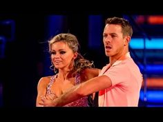 ▶ Ashley Taylor Dawson & Ola dance the Salsa to 'Congo' - Strictly Come Dancing - BBC One - YouTube