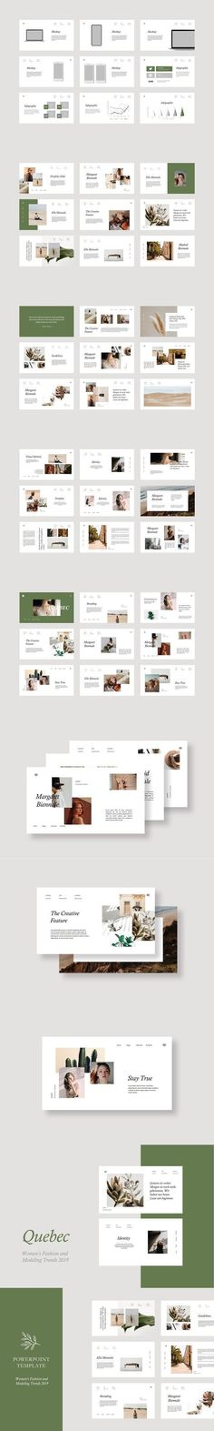 CHLOVIA Powerpoint - Brand Guidelines Brand Presentation, Presentation Templates, License Photo, Text Style, Brand Guidelines, Neutral Colour Palette, Social Media Design, Keynote Template, Branding Design