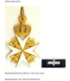 Johanniterkreuz Rechtsritter