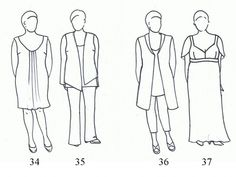 clothing styles for the oval body type