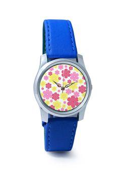Blossom Wrist Watch