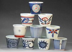 Japanese Ceramics, Japanese Pottery, Little Cup, Chawan, Ceramic Table, Ceramic Design, Plates And Bowls, Kaito, Cool Kitchens