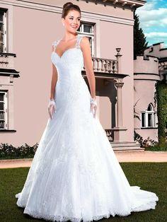 Vestidos de Noiva 2016 Romantic Lace Wedding Dress Sexy Sheer Back Spaghetti Straps Bridal Dresses Vestido De Casamernto