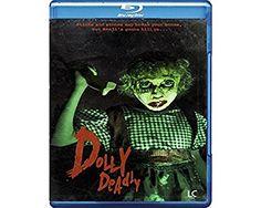 Dolly Deadly BluRay Horror