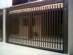 Door Gate Design, House Gate Design, Fence Design, Window Grill Design, Automatic Gate, Driveway Gate, Iron Gates, House Entrance, House Styles