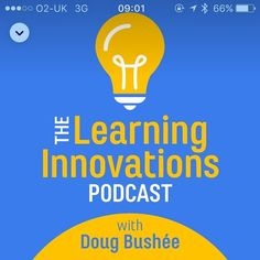 Great train listening The Learning Innovation Podcast on the 70-20-10 model! Well worth a listen!  #podcast #learning #teaching #education