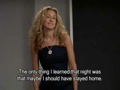 Imagem de sex and the city quotes and Carrie Bradshaw City Quotes, Mood Quotes, I Love Cinema, Provocateur, Wise Words, Quotes To Live By, Quotations, Thoughts, Sayings