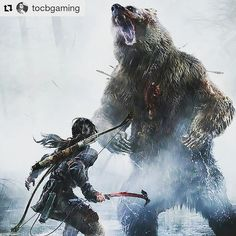 Have you played Rise of the Tomb Raider?  OP: @tocbgaming  #videogames #games #gamer #gaming #instagaming #instagamer #playinggames #online #photooftheday #onlinegaming #videogameaddict #instagame #instagood #gamestagram #gamerguy #gamergirl #gamin #video #game #igaddict #winning #play #playing