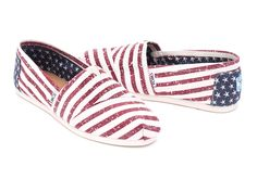 d80bdc1dc5e Liven things up with our Americana-inspired Alpargatas. Featuring stars
