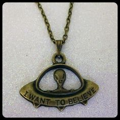 Hey, I found this really awesome Etsy listing at https://www.etsy.com/listing/187959269/i-want-to-believe-alien-ufo-bronze